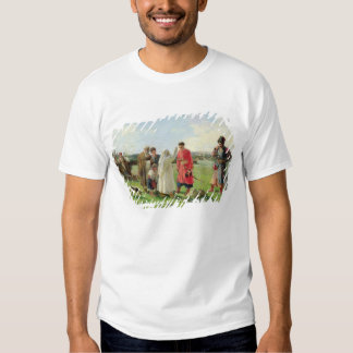 Off to the Zaporozhian Host, 1889 Tee Shirt