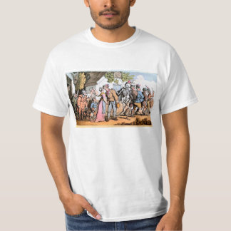 Off to War with Death T-shirt