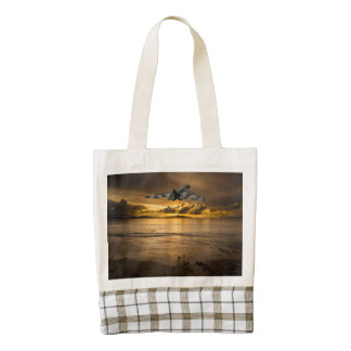 Off To War Zazzle HEART Tote Bag