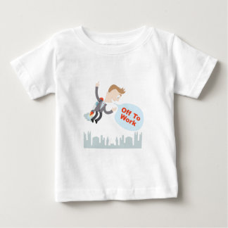 Off To Work T-shirts