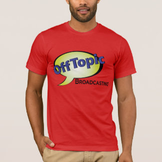 Off Topic Broadcasting T-Shirt
