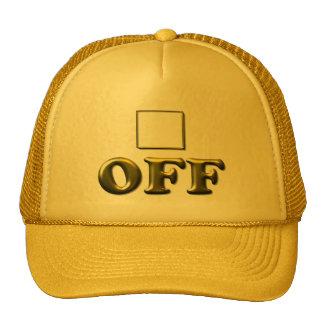 Off Trucker Hat