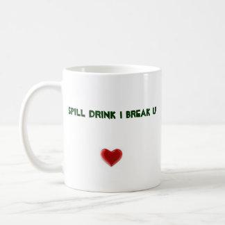 off wen i c u, zooskheart, Spill the ... Coffee Mug