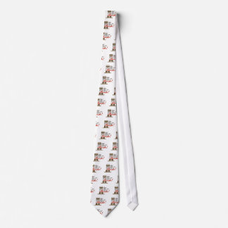 Off With Heads Neck Tie