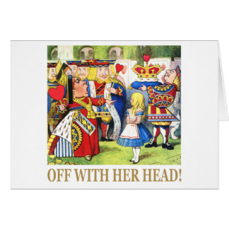 Off With Her Head! Cards