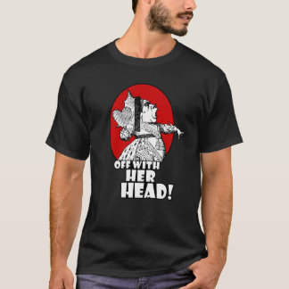 Off With Her Head Logo T-Shirt
