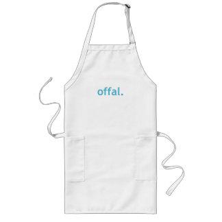 Offal smock apron