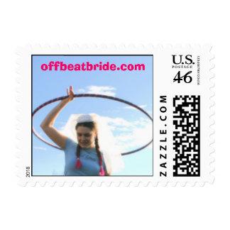 Offbeat Bride by Ariel Meadow Stallings Stamp