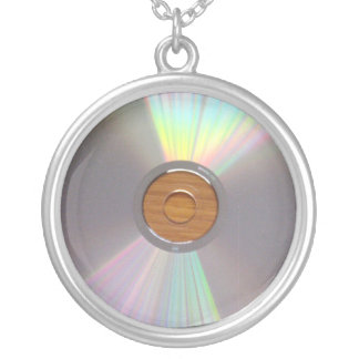 Offbeat & Quirky CD Necklace