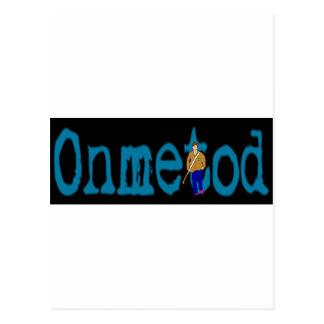 Offcial Onmetod Merchandise Postcard