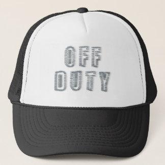 offduty2 trucker hat