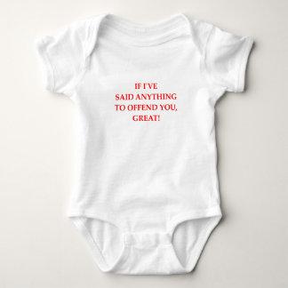 offend baby bodysuit