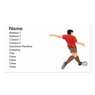 Offense Business Card