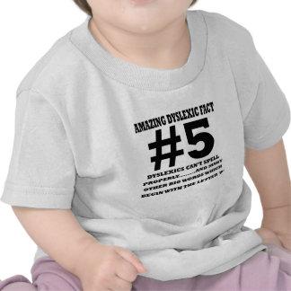 Offensive dyslexic fact t-shirt