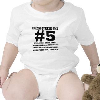 Offensive dyslexic fact shirts