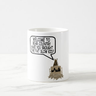 Offensive fat kid coffee mug