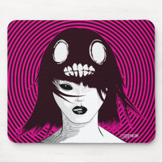 offensive mouse pad