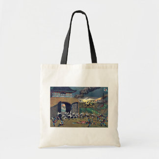 Offensive of the allied armies by Kasai,Torajirō Tote Bags