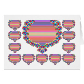 Offering Garlands - Buy Blank or add your Greeting Card