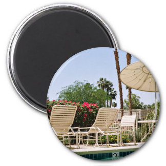 offering summer swimming enjoyment 2 inch round magnet