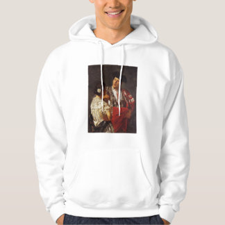 'Offering the Panel to the Bullfighter' Hoodie