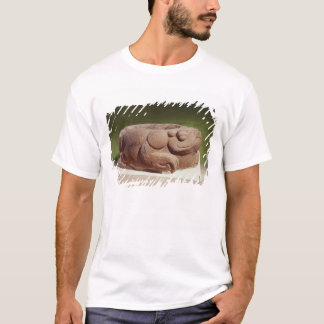 Offering vessel in the form of a giant toad, T-Shirt