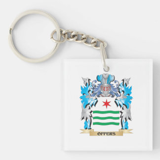 Offers Coat of Arms - Family Crest Acrylic Keychain