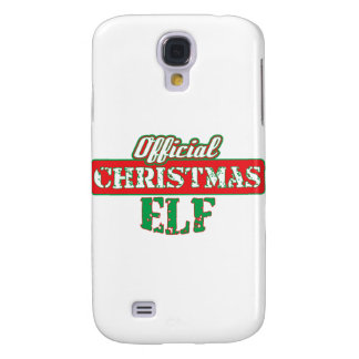 Offical Christmas Elf - Santa's Helper Samsung Galaxy S4 Covers