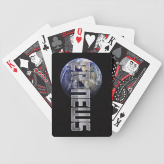 Offical CR News playing cards