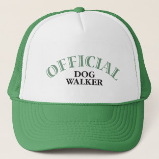 Offical Dog Walker Trucker Hat