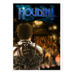 Offical Houdini the Play Merchandise Postcard