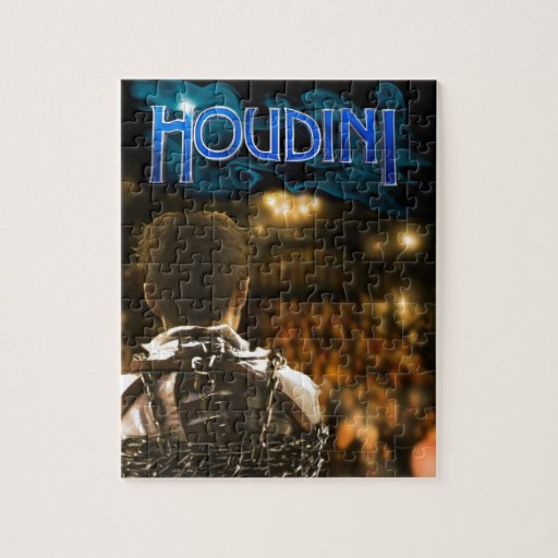 Offical Houdini the Play Merchandise Jigsaw Puzzles
