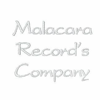 Offical of Malacara Record's Company Hoodies