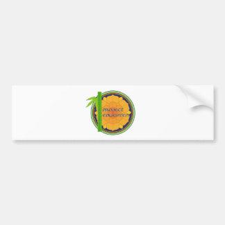 Offical Project Enlighten Merchandise Bumper Sticker