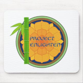 Offical Project Enlighten Merchandise Mouse Pad