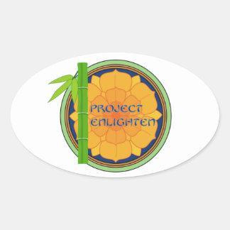 Offical Project Enlighten Merchandise Sticker