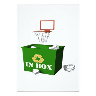 Office Basketball Card
