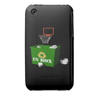 Office Basketball Case-Mate iPhone 3 Case