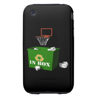 Office Basketball iPhone 3 Tough Cover