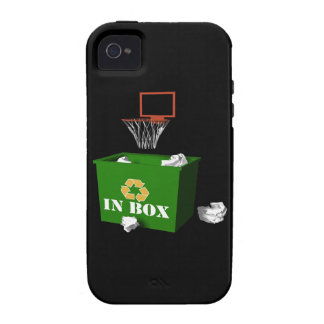 Office Basketball Case-Mate iPhone 4 Covers