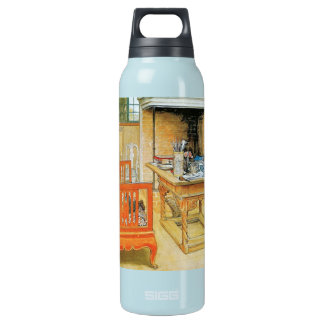 Office Bench Insulated Water Bottle