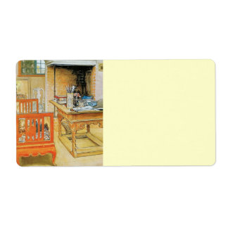 Office Bench Shipping Label