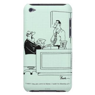 Office Blame Case-Mate iPod Touch Case