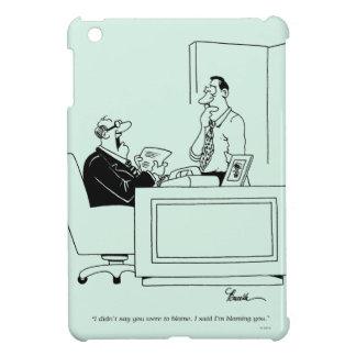 Office Blame iPad Mini Covers