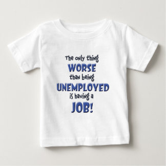 Office Blues Baby T-Shirt