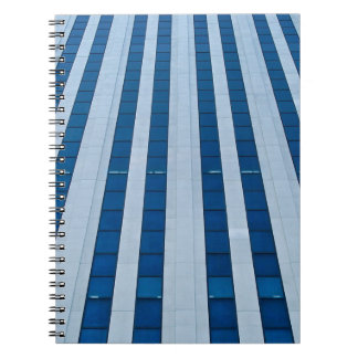 Office building architecture notebook