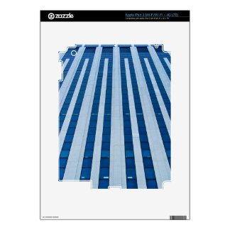 Office building architecture skin for iPad 3