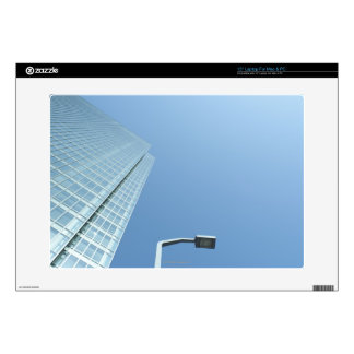 Office Building Decals For Laptops