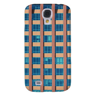 Office Building Windows Samsung Galaxy S4 Cover