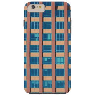 Office Building Windows Tough iPhone 6 Plus Case